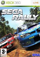Sega Rally ~ XBox 360 (in Good Condition)