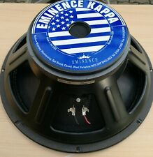 "KAPPA 15A EMINENCE woofer american standard series KAPPA 15-A 38cm. 15"" - USATO"