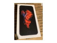 BOOST Apple iPhone 6s 4G LTE with 32GB Memory Cell Phone - Space Gray Brand New