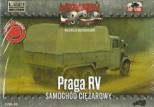 First To Fight 1/72 (20mm) Praga RV 6x4 Cargo Truck