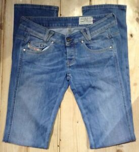 Diesel Looppy Special Stretch Denim Jeans W28 L34. Ref DW03