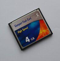 4 GB CF Compact Flash Speicherkarte Erweiterung für PCMCIA mit CF Slot