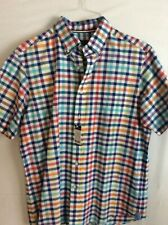 Cremieux ss shirt new with tags. $65 at store.  Beautiful. Large
