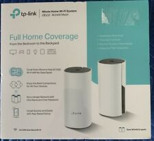NEW SEALED TP-Link Deco W2400 AC1200 Mesh Wi-Fi Router Whole Home System 2-pk