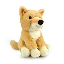 Keeleco Dingo Kids 18cm Souvenir/gifts Soft Animal Plush Stuffed Toy Yellow 3y