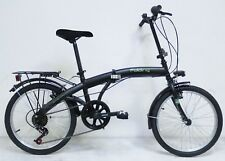 BICI BICICLETTA PIEGHEVOLE 20 NUOVA, 6 MARCE, MADE IN ITALY, FOLDING BIKE