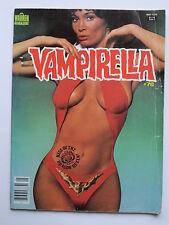 VAMPIRELLA # 78  US  WARREN MAGAZINE 1979  photo Cover VG-FN