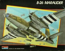 Monogram 1:48 B-26 Marauder Plastic Aircraft Model Kit #5506U