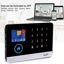 Kit Antifurto Casa Sicurezza Allarme GSM + GPRS + WIFi Wireless PIR Android IOS