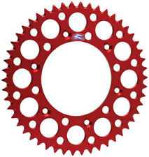 Renthal Rear Sprocket 51 Tooth Red HONDA CR125R CR250R CR500R CRF150F etc 51