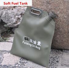 5L Soft Adventure Fuel Bag Petrol Diesel Tank Gas Oil Petrol Bag Folding Style