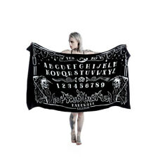 Beach Bored Towel Gothic Killstar Serviette de bain plage Gothique Ouija Witch