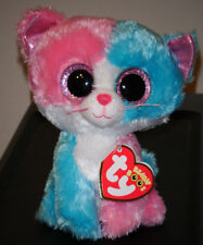 Ty Beanie Boos ~ FIONA the Cat (6 Inch)(2014 Justice Exclusive) NEW MWMT