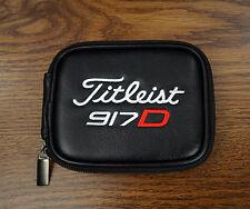 Titleist Golf 917 8 10 12 14 16 Draw Fade Neutral Driver Weight Storage Case
