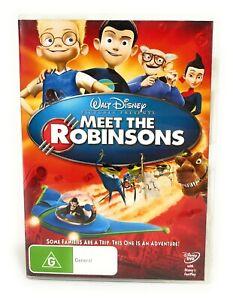 Meet The Robinsons (DVD, 2007) Walt Disney Tom Selleck Region 4 Free Postage