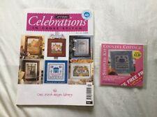 Celebrations In Cross Stitch Magazine Part 10 July 1997