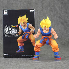 Dramatic Showcase Dragon Ball Z Super Saiyan Son Goku Action Figure Model New V1