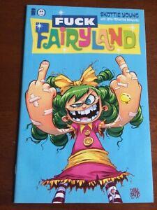 I HATE FAIRYLAND # 1 NM IMAGE COMICS 2015 SKOTTIE YOUNG EXPLICIT COVER