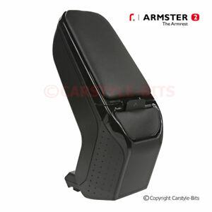 FIAT 500L / LIVING / TREKKING '2012-2017 Console Armster 2 Armrest - BLACK
