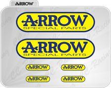 6 Adesivi Arrow resistente al calore