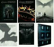 Game of Thrones ALL Season 1-6 Complete DVD Set Collection Series TV Lot Box HBO
