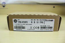 Allen Bradley AB 1762-IF2OF2 PLC Analog Combo Module Catalog New in box