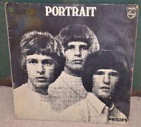 THE WALKER BROTHERS Portrait LP 1st UK pressing 1966 vinyl record Scott Walker