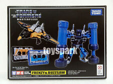 Takara Tomy Transformers Masterpiece MP-16 FRENZY & BUZZSAW G1 action figure