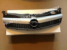 MK5 ASTRA H STAR SILVER BLACK BADGE VXR OPEL TWINTOP ALL 3 DOOR OPC FRONT GRILL