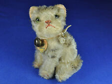 Steiff: Katze / Cat Susi, 3310,00, mit Schild / with name tag, 1959-1967