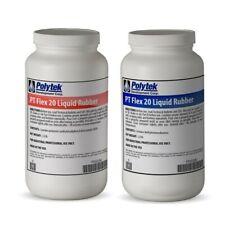 Polytek PT Flex 20 Liquid Rubber 4 lb kit
