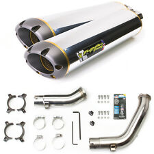 2014 R1 Two Brothers Aluminum Slip On Exhaust Polished 2009 2010 2011 2012 2013