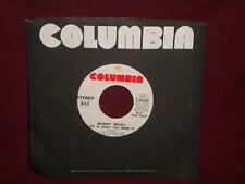 """Buddy Miles """"Life is What You Make It"""" 45 Single WHITE LABEL PROMO Mono/Stereo"""