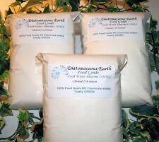 3 lb Perma-Guard Food Grade Diatomaceous Earth SAFE PURE DE No additives