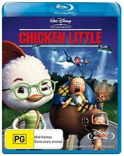 Chicken Little ( Blu-ray )