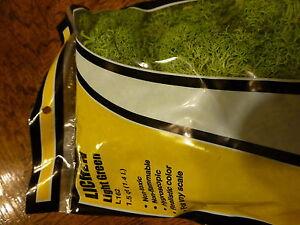 Woodland Scenics #785-162 Lichen - Light Green