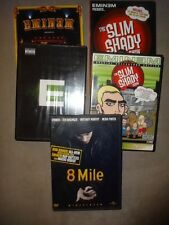 Eminem Rap  DVD Lot 5..........  8 Mile