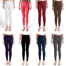 Damen Leggings in verschiedenen Farben auch in Pastellfarben LG3 Leggins Viskose