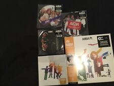 ABBA – 3 X reissues ABBY Road Half speed plus all singles plus more see photo's