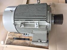 75 KW Elektromotor Siemens 1LG6 280-2AC70Z 280S mit 2970 U/min bei 380 Volt bzw