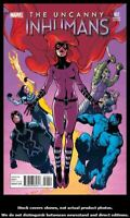 Uncanny Inhumans, The (2nd Series) 2/B Marvel 2015 VF
