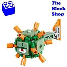 """NEW LEGO - Guardian, Green Fish (21136) Minecraft """"The Ocean Monument"""" minifig"""