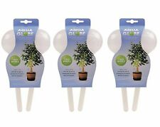 6 x Plant Watering Bulbs Aqua Globe Watering System For Plants Indoors  Outdoors