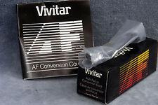 VIVITAR AF CONVERSION CORD FOR CANON T-SERIES CAMERAS - NOS, NIB