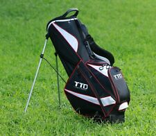 EG EAGOLE TD  Super Light, Golf Stand Bag with 8 Pockets, One Cooler pouch