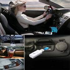Bluetooth Wireless USB Car Music Audio Stereo Receiver Dongle Adapter A2DP HSP