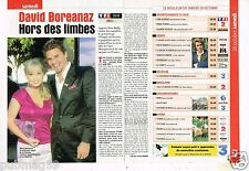 Coupure de presse Clipping 2002 (1 page 1/4) David Boreanaz