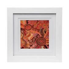Framed Aboriginal Print - Theo Hudson