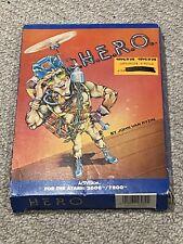 ATARI HERO by Activision 'RARE' For Atari 2600/7800 For PAL SYSTEMS