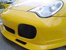 Porsche 911 996 Turbo TT  XTR Turbo front spoiler lip.. New!!!!!   USA Made Poly